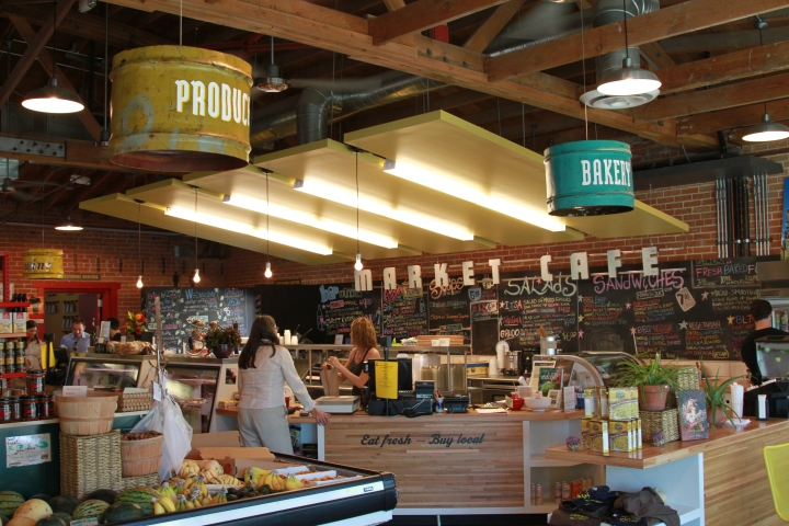 Inside the Phoenix Public Market