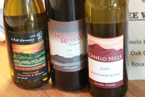 3 arizona wines