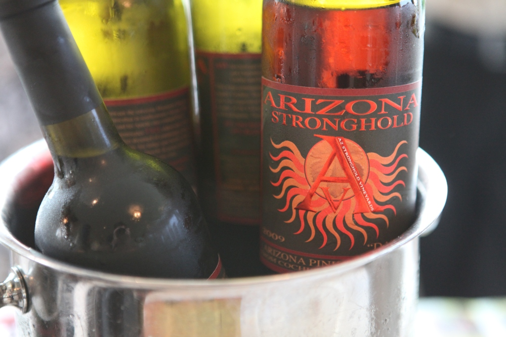 Wine review: Arizona Stronghold (2/3)