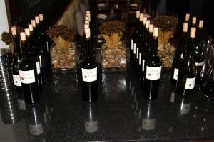 Robert Craig wine bottles
