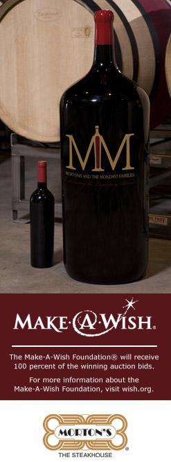 27 liter bottle of wine