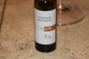 Lot 176 wine bottle
