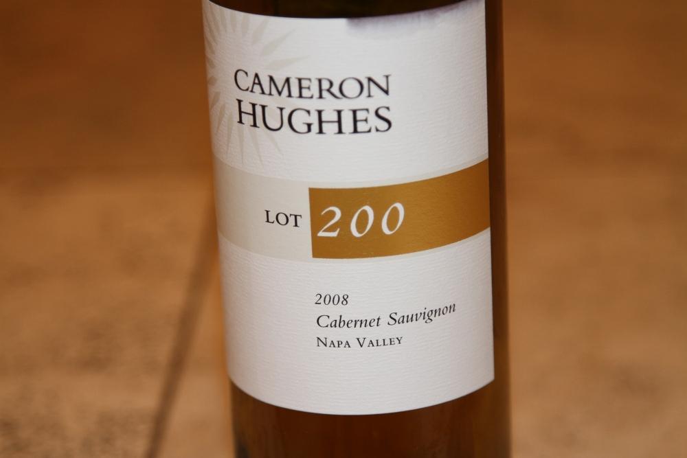 Wine Review | Cameron Hughes Lot 200