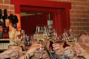 Arizona wine cheers