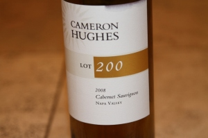 Lot 200 Label