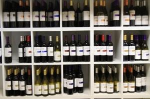 Cameron Hughes Wine tasting room