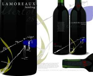 2011 Wine Label contest winner
