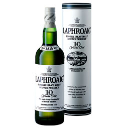 Scotch Review | Laphroaig 10 year single malt whisky