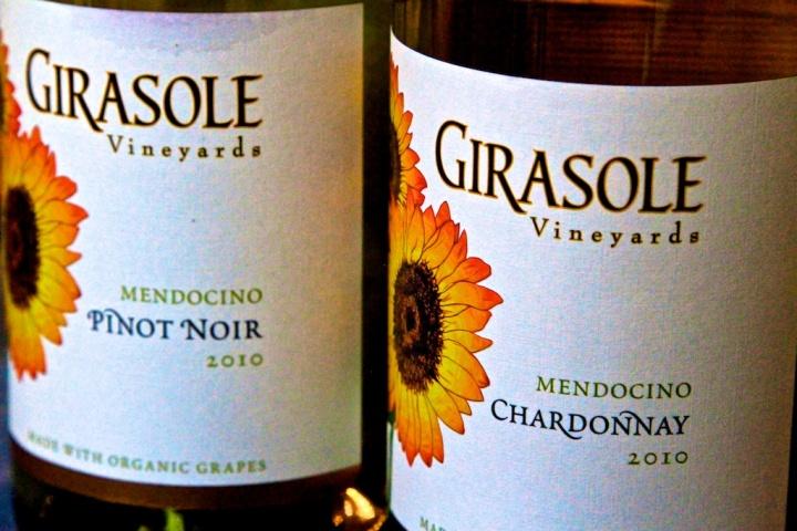 california organic wine