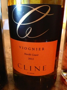 cline celars bottle