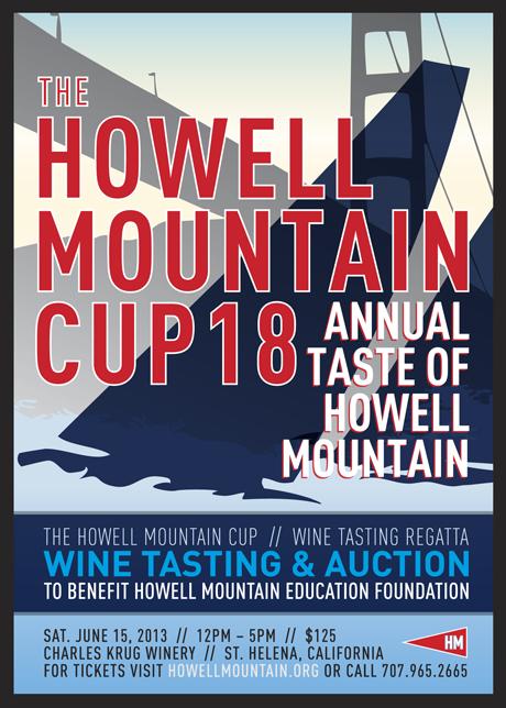 Taste of Howell Mountain | June 15th, 2013