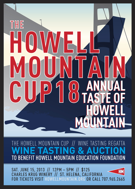 Taste of Howell Mountain 2013