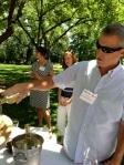 Tom Altemus, owner-Red Cap Vineyards