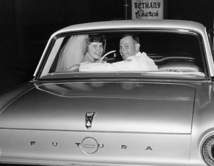 """Just Married"" June 15th, 1963"