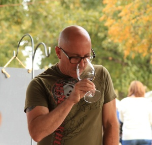 Arizona wine maker - Maynard James Keenan