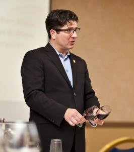 San Francisco Wine School founder and CEO David Glancy