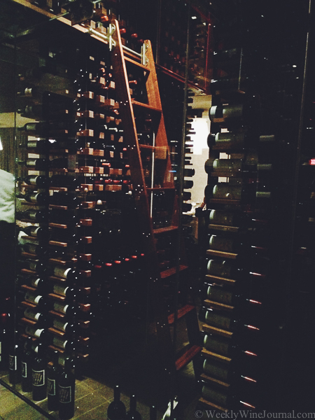 One day I will have a wine cellar like this!