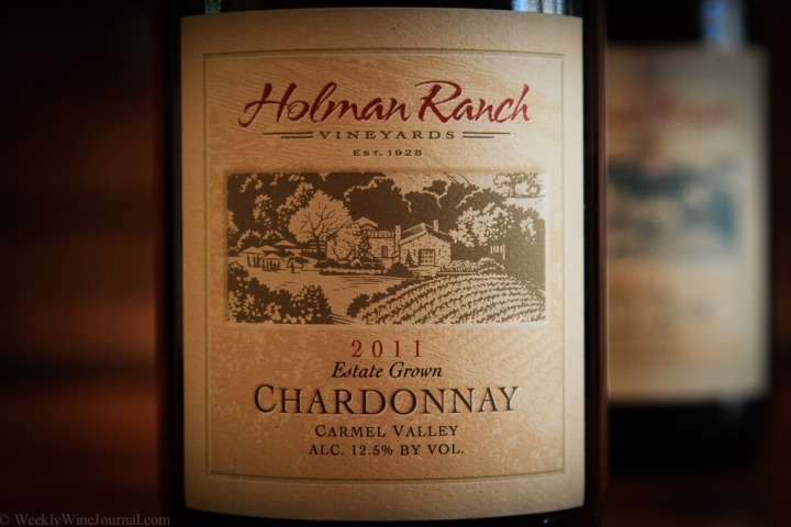 Hollman Ranch Chardonnay 2011