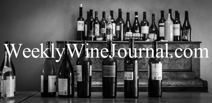 Weekly Wine Journal best of 2014