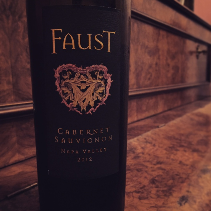faust wine 2012